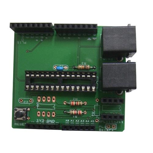 環境センサ回路キット(完成版)